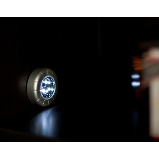 Luzes de presença com bateria