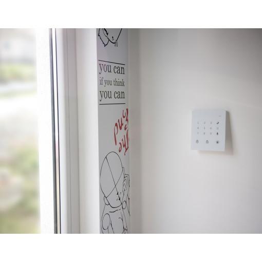Sistemas de alarme sem fios