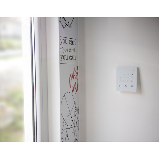 Sistemi di allarme senza fili