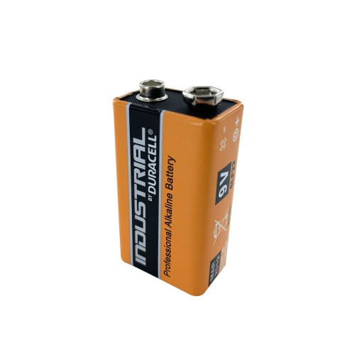 Batterie per rilevatori